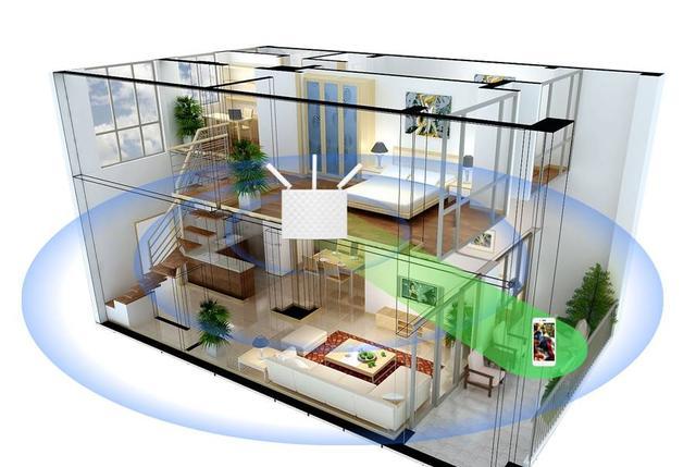 如果你家没堵墙都是钢筋水泥加注的铜墙铁壁,对不起,什么路由器穿墙效果好再多也与您无关了。两堵承重墙一档,即使是大功率路由器,信号也会大幅度衰减。  所以在选购路由器的时候,了解好家里有多少堵墙。如果墙太多,可以通过加装WiFi放大器来扩展信号,像腾达A9就是一个不错的选择,扩展WiFi效果好,使用简单易安装,还能与腾达智能F9进行自动匹配,免设置。  今天就讲到这里啦 我们下期再会~