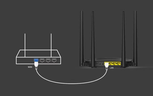 新品速递|腾达中小户型双频智能路由AC5震撼上市