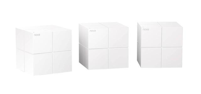 开箱|腾达分布式路由nova MW6开箱,家庭组网新选择